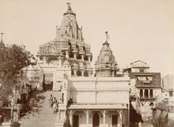 Jagdish Temple, Udaipur.